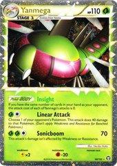 Yanmega Prime - 98/102 - Super Rare Holo