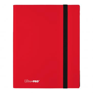Ultra Pro - 9-Pocket Eclipse Apple Red PRO-Binder