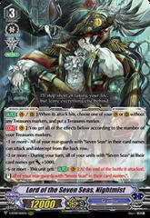 Lord of the Seven Seas, Nightmist - V-BT09/014EN - RRR