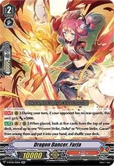 Dragon Dancer, Farja - V-BT08/021EN - RR