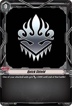 Quick Shield - V-BT08/SP27EN - SP