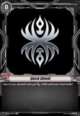 Quick Shield (Dark Irregular) - V-BT09/SP31EN - SP (Special Parallel)