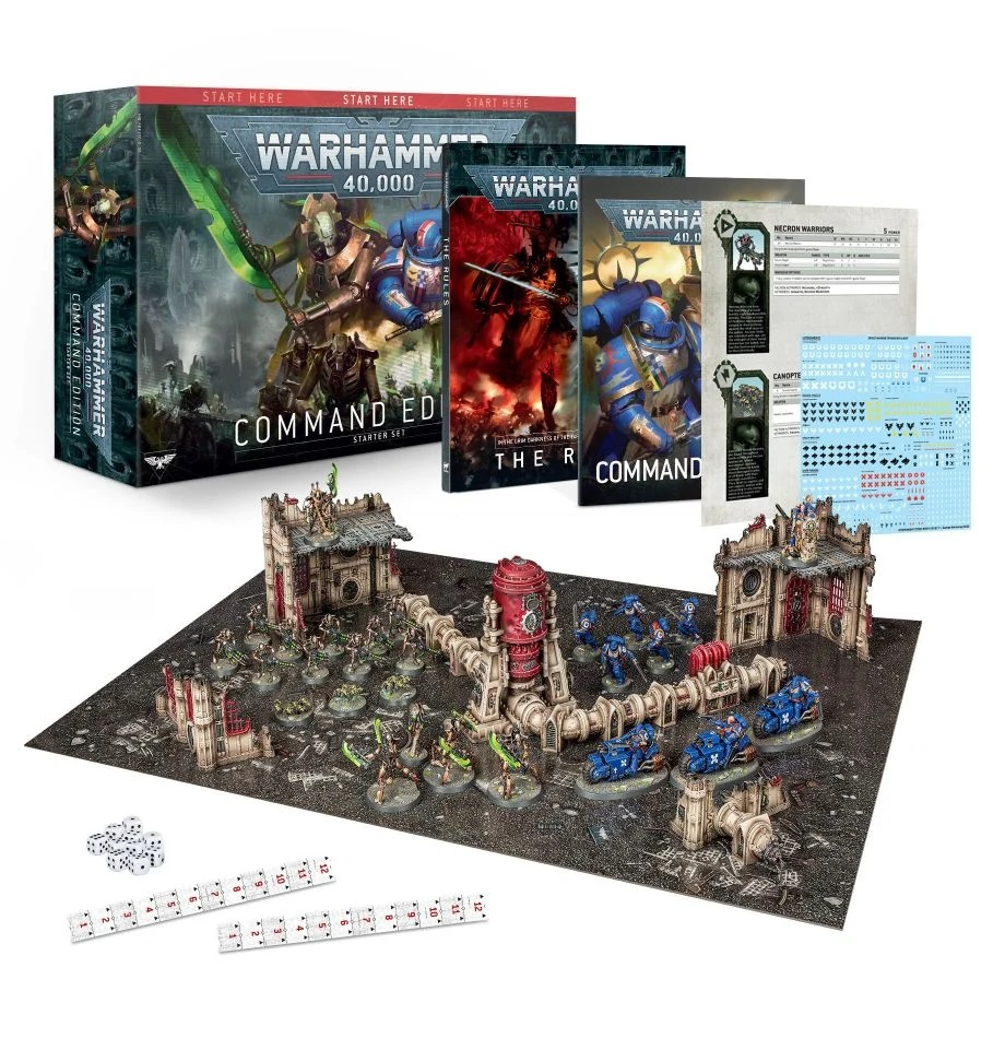 Warhammer 40k Command Edition Starter Set