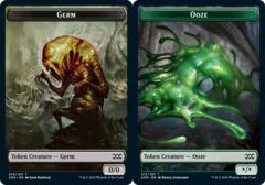 Germ Token // Ooze Token - Foil