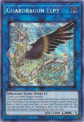Guardragon Elpy - MP20-EN021 - Prismatic Secret Rare - 1st Edition
