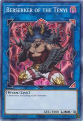Berserker of the Tenyi - MP20-EN123 - Common - 1st Edition
