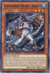 Unchained Twins - Rakea - MP20-EN153 - Common - 1st Edition