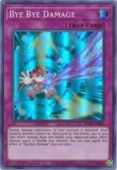 Bye Bye Damage - MP20-EN202 - Super Rare - 1st Edition