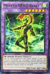 Masked HERO Blast - TOCH-EN047 - Rare - Unlimited Edition