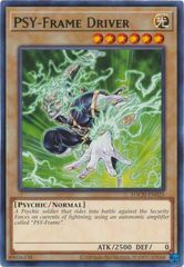 PSY-Frame Driver - TOCH-EN025 - Rare - Unlimited Edition