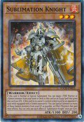 Sublimation Knight - TOCH-EN013 - Super Rare - Unlimited Edition