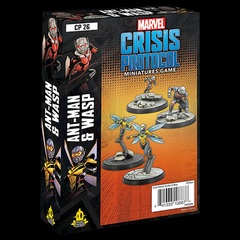 (DEPRECATED) Marvel: Crisis Protocol - Ant-Man & Wasp Character Pack