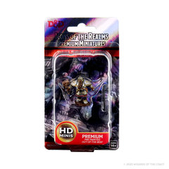 Icons of the Realms - Premium Figures: Dwarf Male Fighter (Wave 2) Sealed