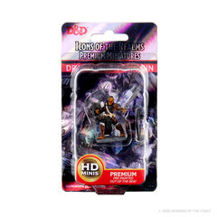 Icons of the Realms - Premium Figures: Dragonborn Female Paladin (Wave 2) Sealed