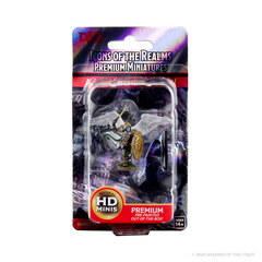 Icons of the Realms - Premium Figures: Aasimar Male Paladin (Wave 2) Sealed
