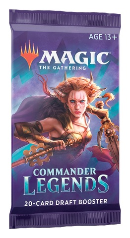 Commander Legends Booster Pack