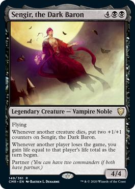 Sengir, the Dark Baron - Foil