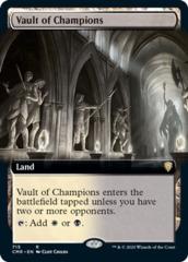Vault of Champions (Extended Art) - Foil