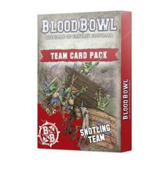 Blood Bowl: Snotlings - Team Card Pack