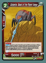 Goliamite, Beast of the Planet Vampa - BT11-020 - C