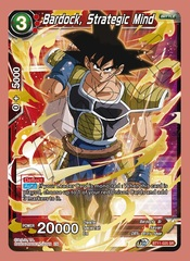 Bardock, Strategic Mind - BT11-025 - SR