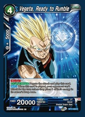 Vegeta, Ready to Rumble - BT11-053 - R