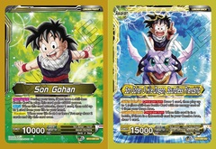 Son Gohan // Son Gohan & Hire-Dragon, Boundless Friendship - BT11-091 - UC
