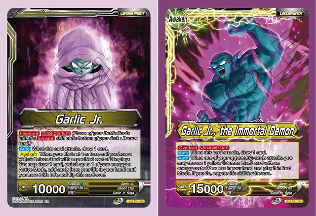 Garlic Jr Garlic Jr The Immortal Demon Bt11 092 C Dragon Ball Super Singles Vermilion Bloodline Coretcg Free shipping on prime eligible orders. garlic jr garlic jr the immortal demon bt11 092 c