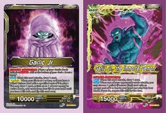 Garlic Jr. // Garlic Jr., the Immortal Demon - BT11-092 - C - Foil