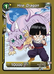 Hire-Dragon - BT11-103 - C - Foil
