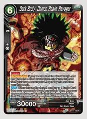 Dark Broly, Demon Realm Ravager - BT11-133 - R - Foil