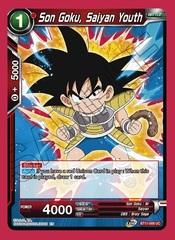 Son Goku, Saiyan Youth - BT11-008 - UC - Foil