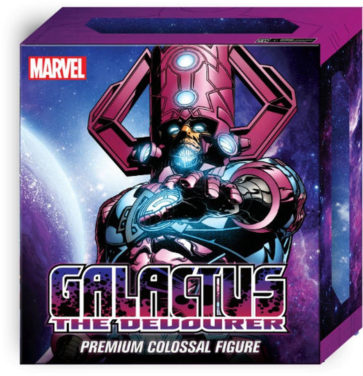 HeroClix: Galactus - Devourer of Worlds - Premium Colossal Figure