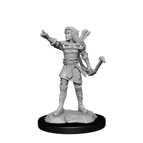 D&D Nolzurs Marvelous Miniatures - Elf Ranger Female (Wave 13)