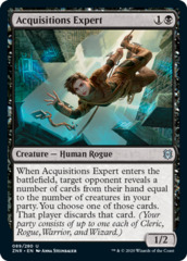 Acquisitions Expert - Foil