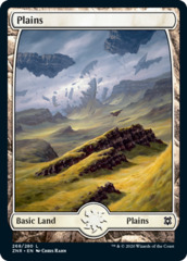 Plains (268) - Full Art