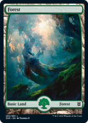 Forest (280) - Full Art