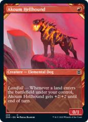 Akoum Hellhound - Showcase