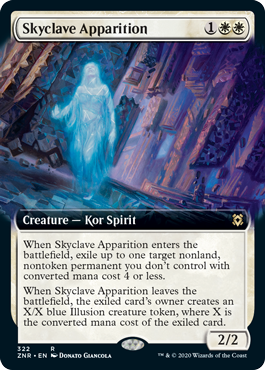 Skyclave Apparition - Extended Art