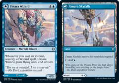 Umara Wizard // Umara Skyfalls
