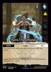 Aura Transmutation
