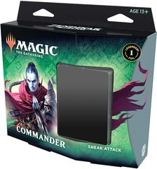 Zendikar Rising - Sneak Attack Commander Deck RELEASE DAY 9-25-20