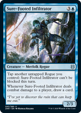 Sure-Footed Infiltrator
