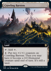 Crawling Barrens - Extended Art