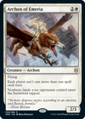Archon of Emeria - Foil
