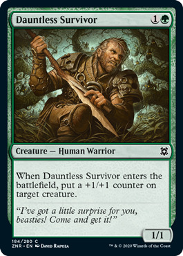 Dauntless Survivor - Foil