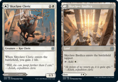Skyclave Cleric // Skyclave Basilica - Foil