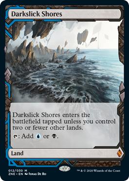 Darkslick Shores - Foil