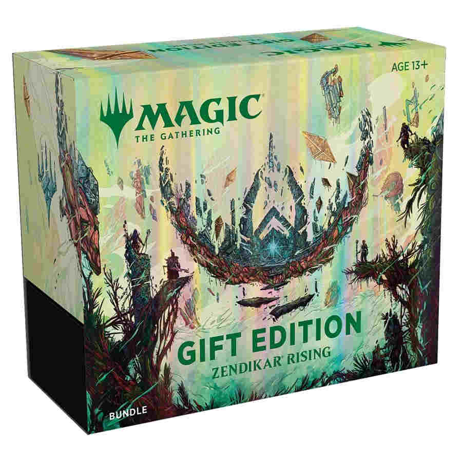Zendikar Rising Bundle: Gift Edition