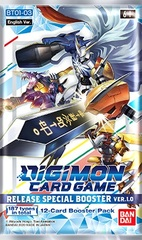 Digimon Card Game Release Special Booster Pack Version 1.0
